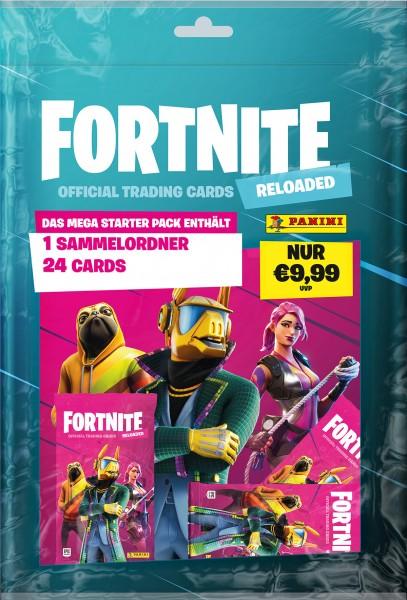 Fortnite Reloaded Trading Cards - Starter-Set