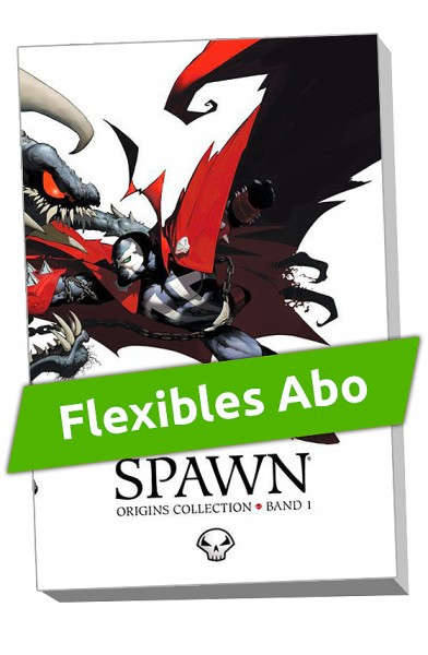 Flexibles Abo - Spawn Origins
