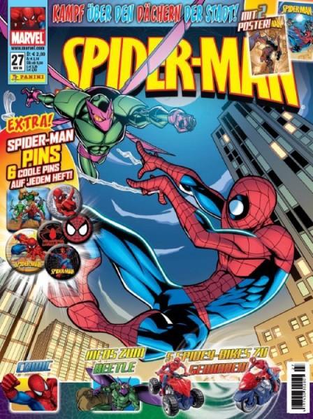 Spider-Man Magazin 27