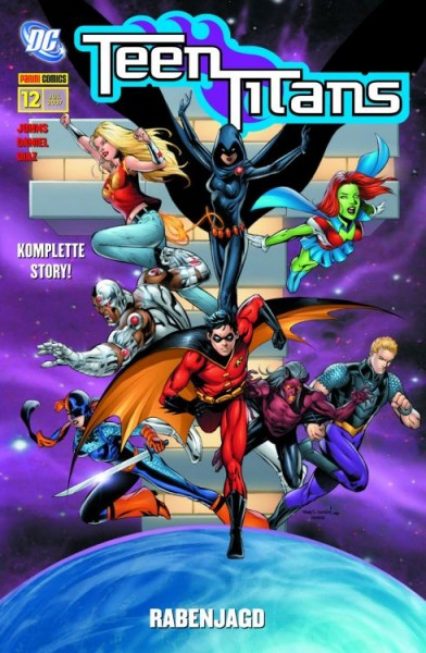Teen Titans Sonderband 12: Rabenjagd