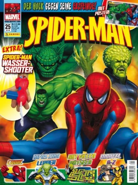 Spider-Man Magazin 25