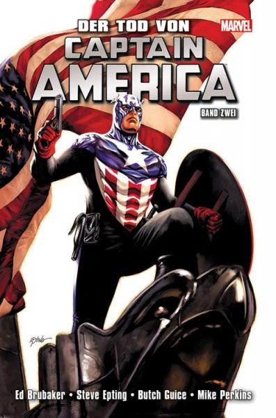 Der Tod von Captain America 2: Die Bürde des Traums