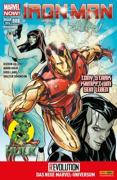 Iron Man/Hulk 8