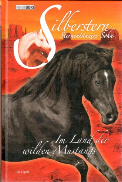 Silberstern 9 - Im Land der wilden Mustangs