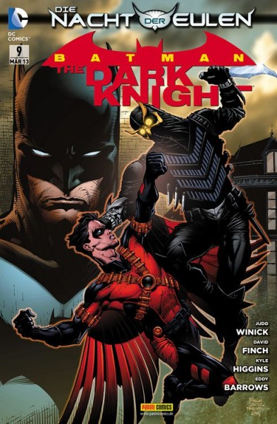 Batman: The Dark Knight 9