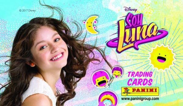 Disney: Soy Luna - Sammelkarten - Tüte