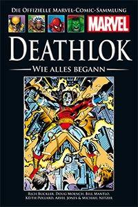 Hachette Marvel Collection 113: Deathlok - Wie alles begann