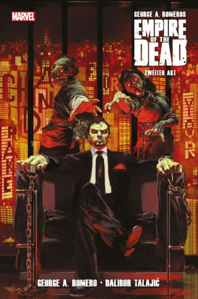 George A. Romero: Empire of the Dead 2