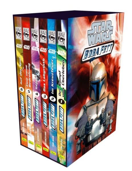 Star Wars - Boba Fett - Komplett-Schuber
