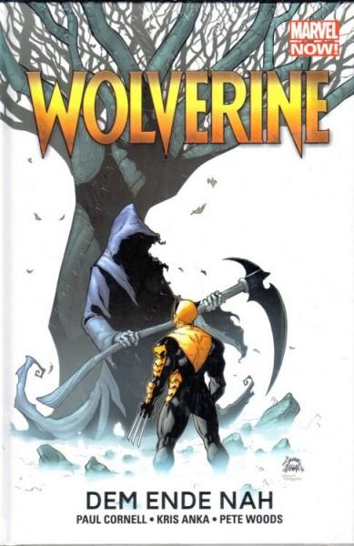 Marvel Now!: Wolverine 4