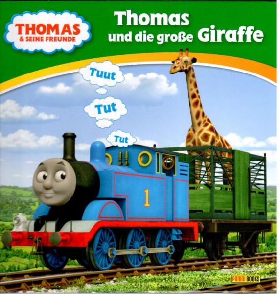 Thomas und seine Freunde - Geschichtenbuch 3: Thomas und die Grosse Giraffe