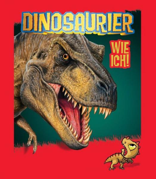Dinosaurier wie ich! Stickerkollektion - 1 Tüte