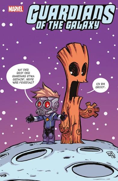 Guardians of the Galaxy 1 - Die neuen Guardians Variant