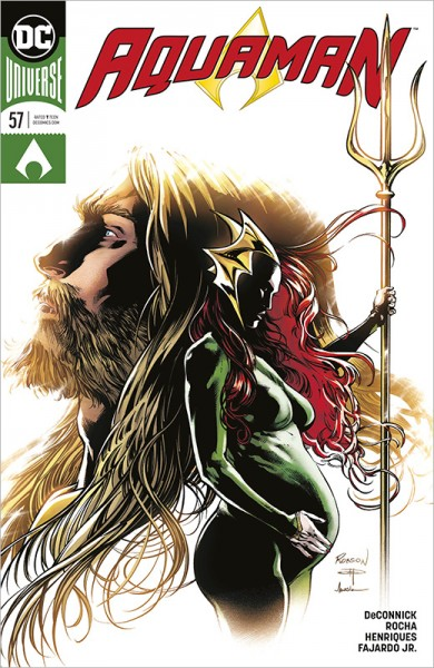 Aquaman - Held von Atlantis 3 Cover