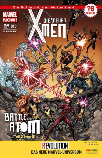 Die neuen X-Men 10
