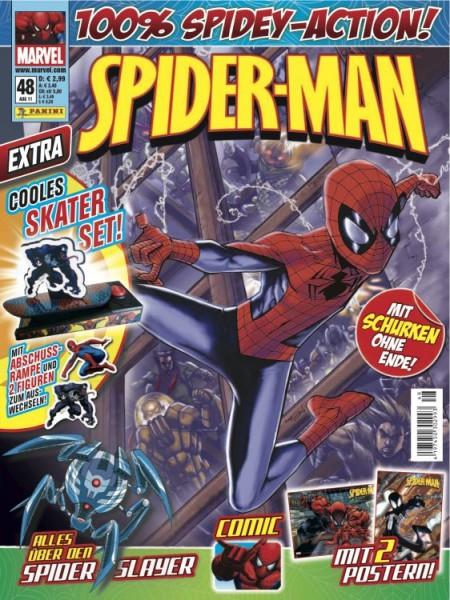 Spider-Man Magazin 48