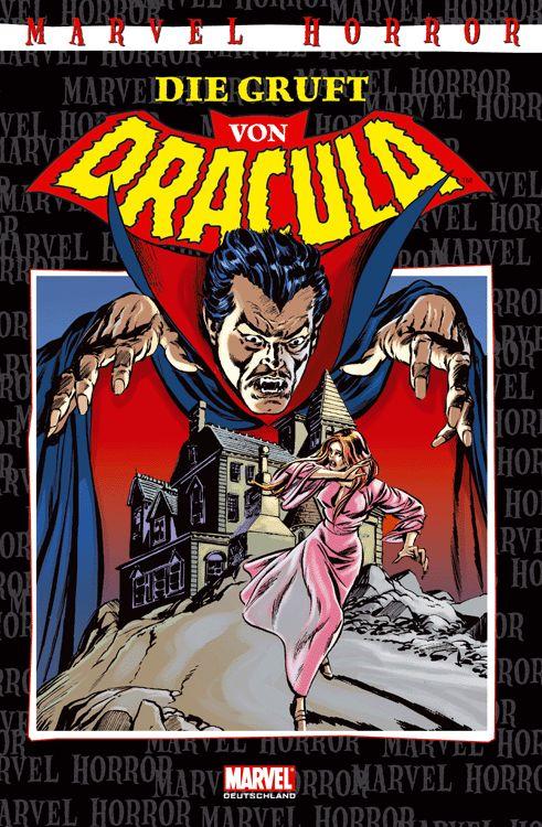 Marvel Horror 5: Die Gruft von Dracula 5