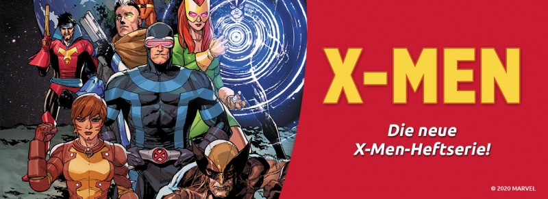X-Men – Die neue X-Men-Heftserie