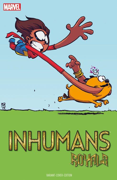 Inhumans: Royals 1: Die Zukunft...