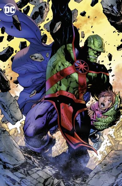 Justice League 9: Der Joker gegen Lex Luthor! Variant