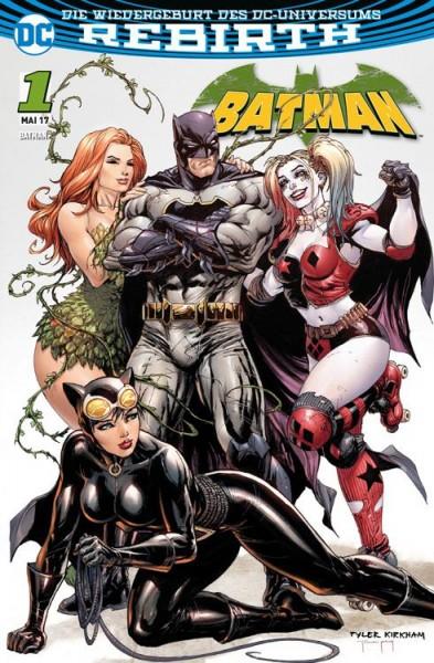 Batman 1 Variant B