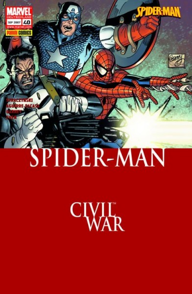 Spider-Man 40