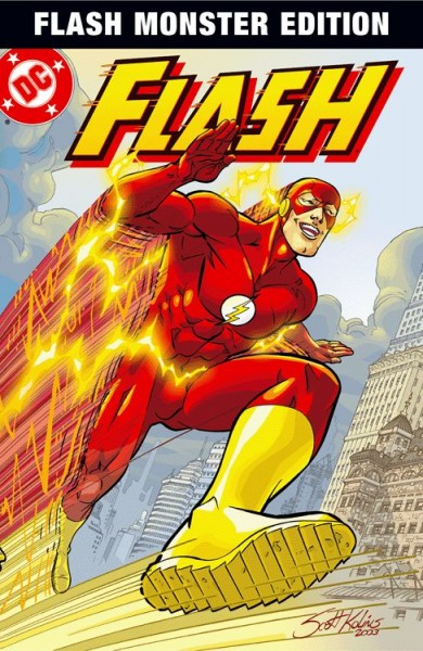 DC Monster Edition 4: Flash