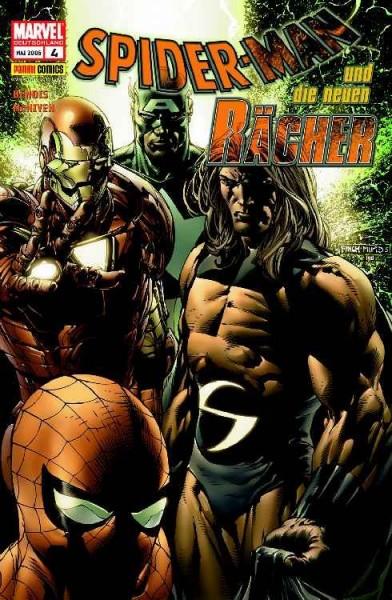 Spider-Man & Die neuen Rächer 4