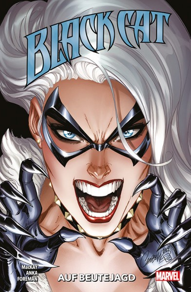 Black Cat 2: Auf Beutejagd Cover