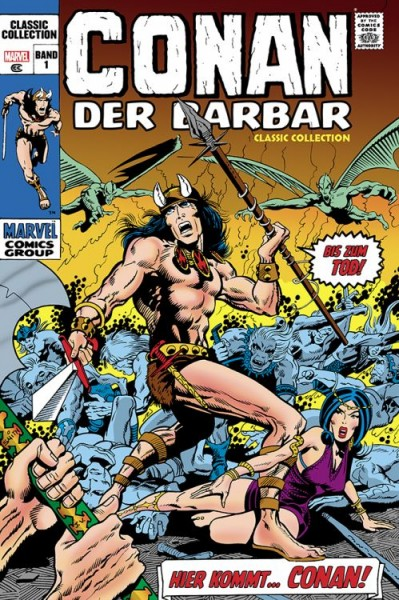 Conan der Barbar - Classic Collection 1: Hier kommt... Conan!