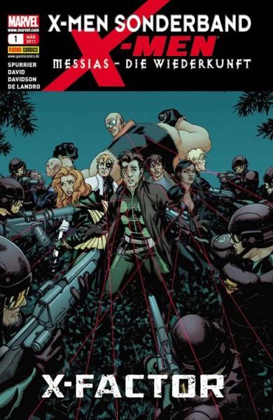 X-Men 121 - Messias - Die Wiederkunft 1