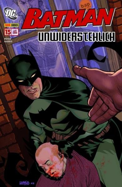 Batman Sonderband 15: Unwiderstehlich