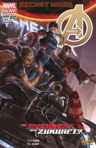 Avengers 32 (2013)