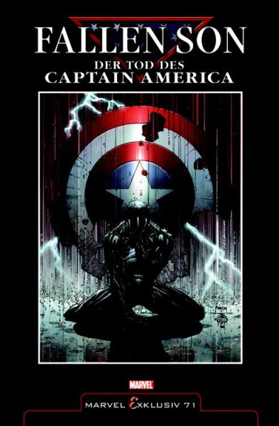 Marvel Exklusiv 71: Fallen Son