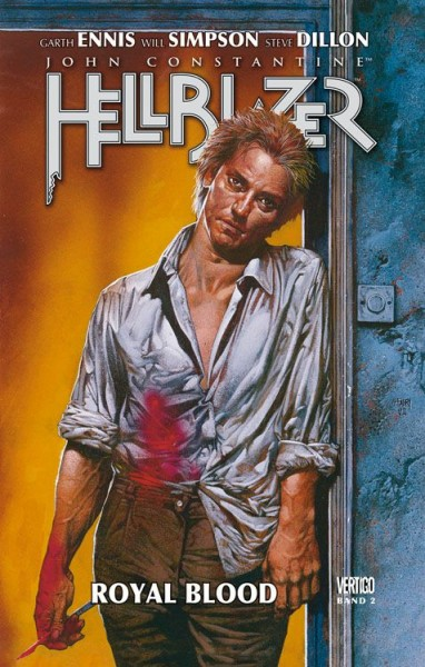 Hellblazer Garth Ennis Collection 2 - Royal Blood