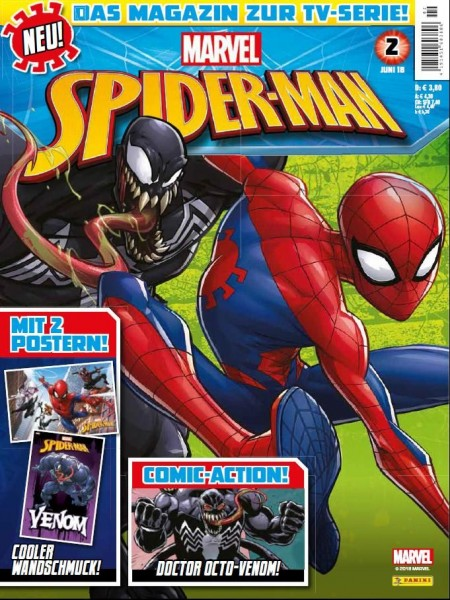 Spider-Man Magazin 2