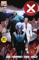 X-Men 3: Die Herren der Welt Cover