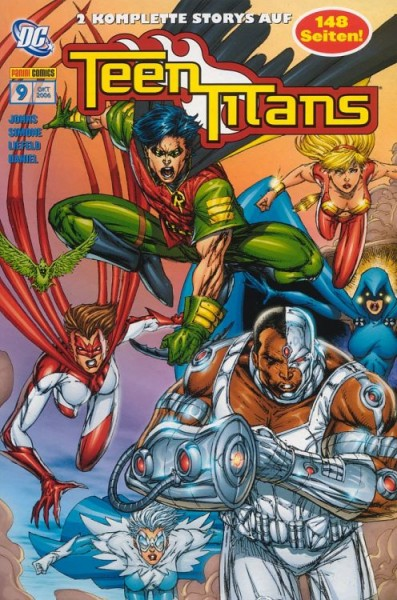 Teen Titans Sonderband 9