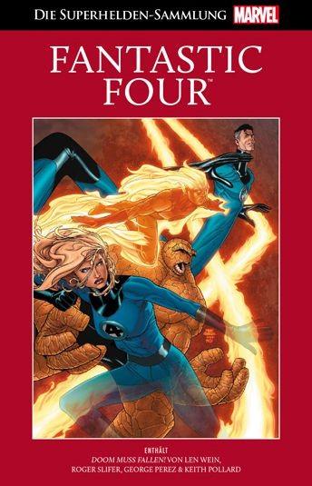 Die Marvel Superhelden Sammlung 12: Fantastic Four