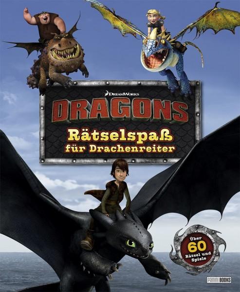 Dragons - Rätselspaß für Drachenreiter