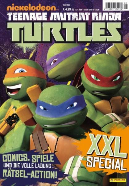 Teenage Mutant Ninja Turtles - Magazin XXl Special