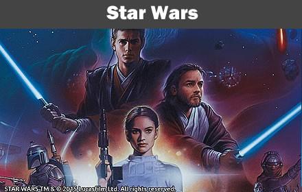 Star Wars: Comics, Bücher und Romane
