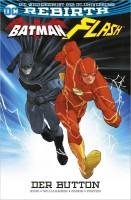 DC Rebirth: Batman/Flash - Der Button Cover