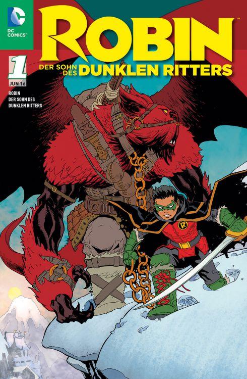 Robin - Der Sohn des Dunklen Ritters...