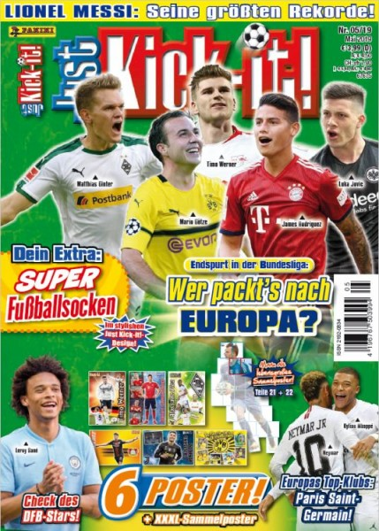 Just Kick-It! Magazin 05/19