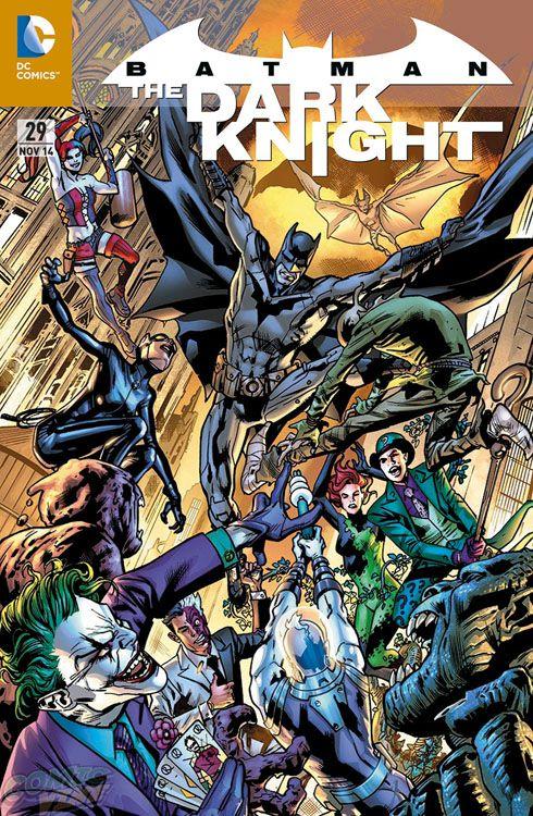 Batman: The Dark Knight 29 Variant...