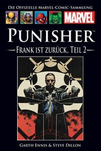 Hachette Marvel Collection 32: Punisher - Frank ist zurück, Teil II