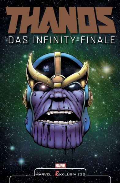 Marvel Exklusiv 122: Thanos: Das Infinity-Finale
