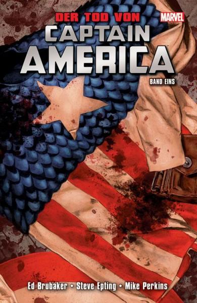 Captain America: Der Tod von Captain America 1
