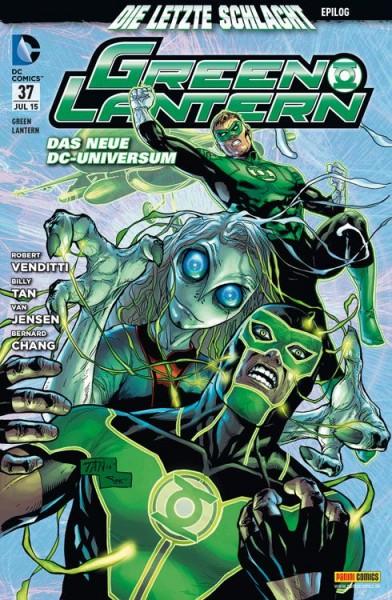 Green Lantern 37